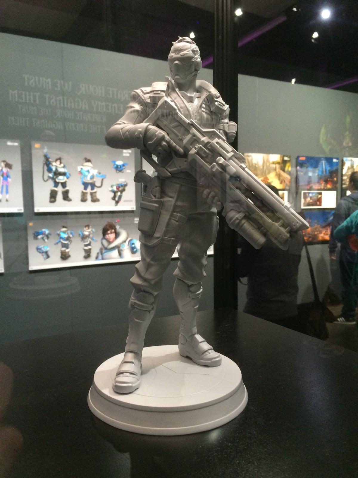 Photo de la BlizzCon 2015.