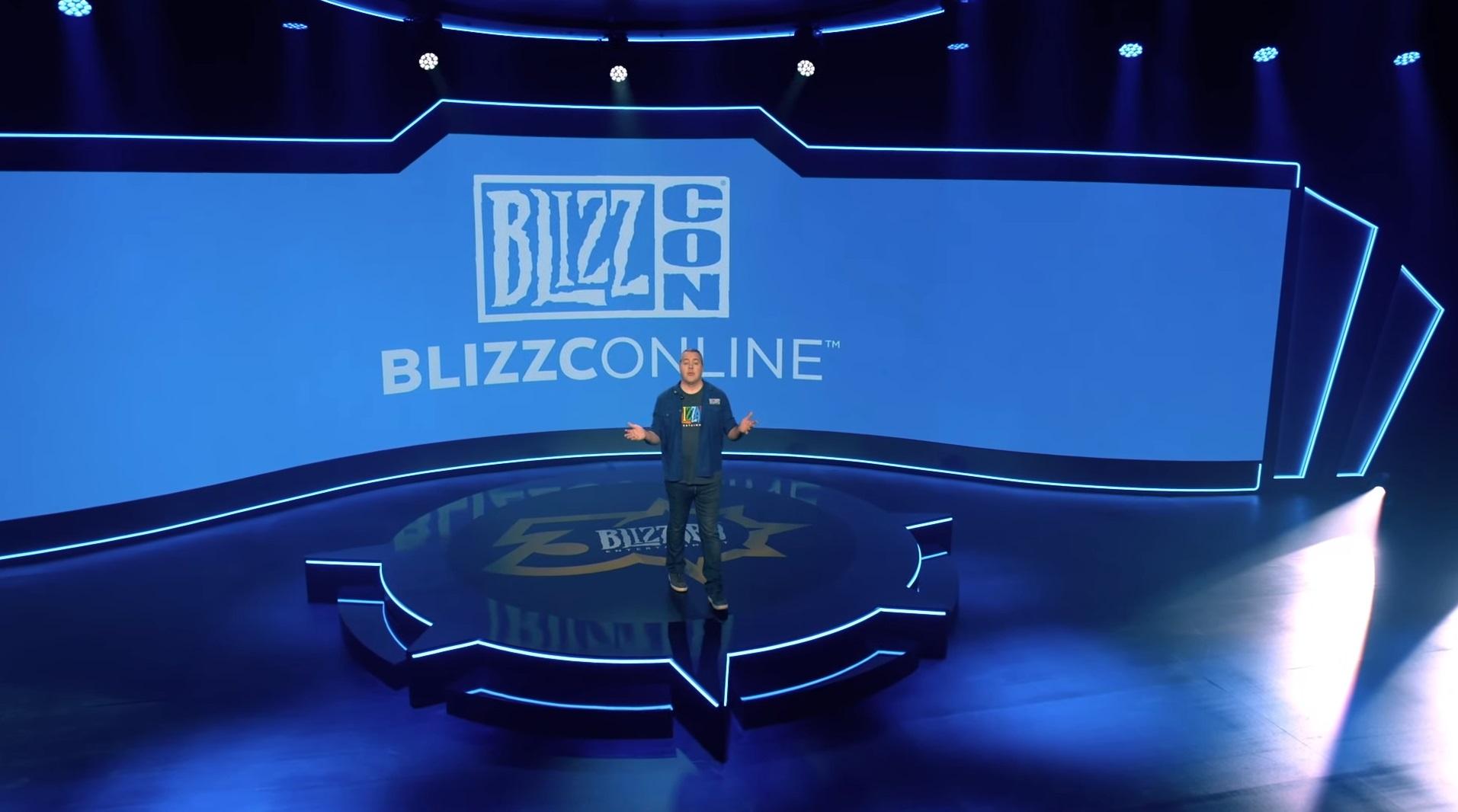 BlizzConline 2021 : Annonces de Blizzard.